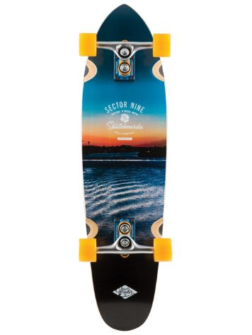 "Sector 9 Getaway 33.5"" X 8.5"" Sunset Completo"