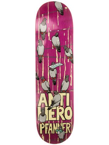 Antihero Pfanner Conference Call 8.4'' Skate Deck
