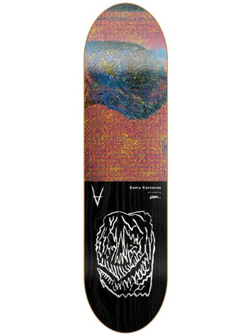 "Antiz Burn Karvonen 8.0"" Skate Deck"