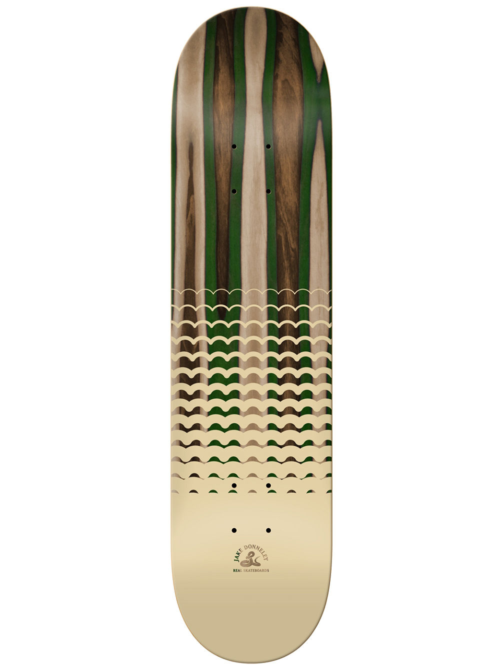 "Donnelly Wavelength 8.38"" Skate Deck"