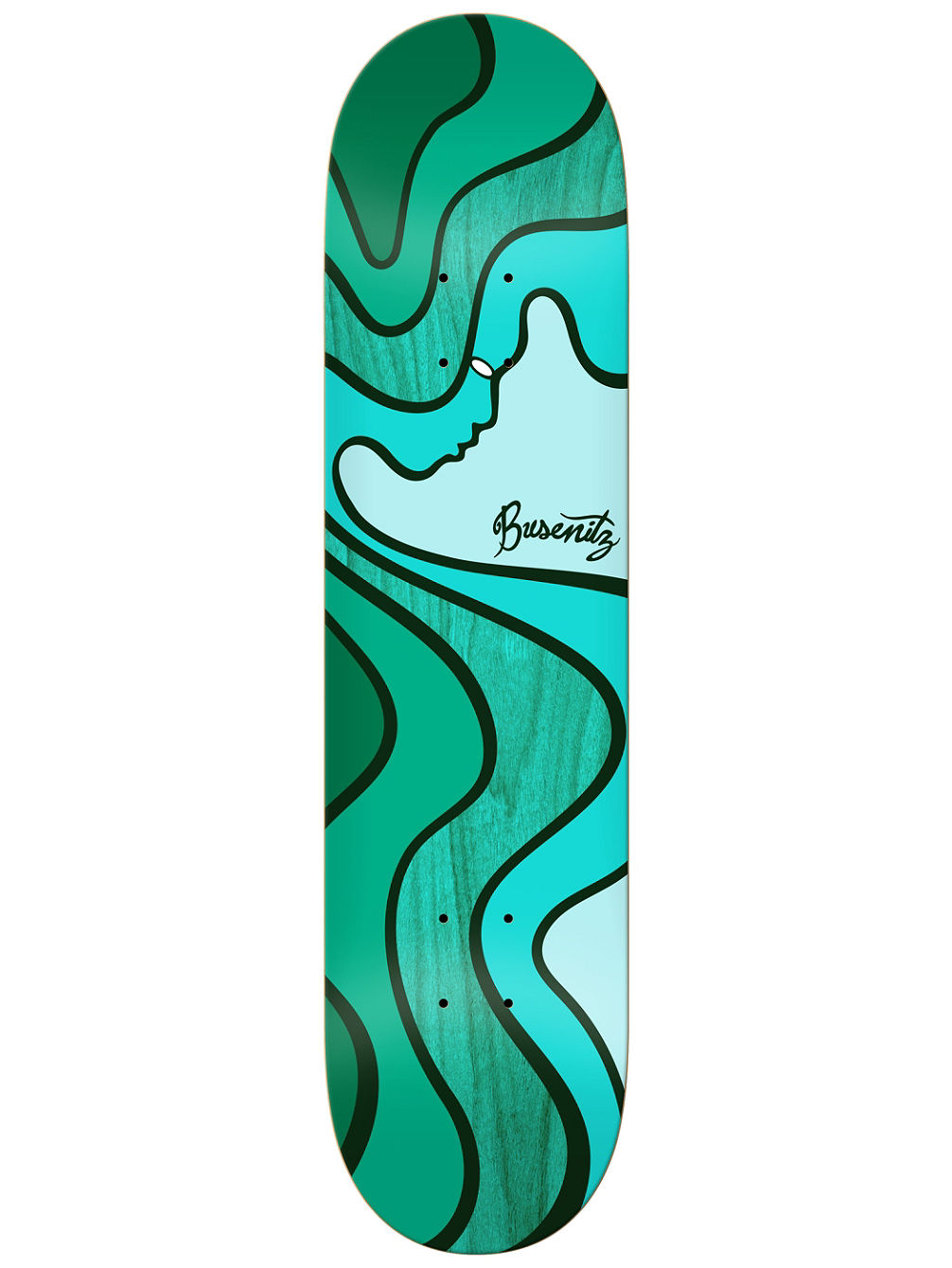 "Busenitz More Love 8.5"" Skate Deck"