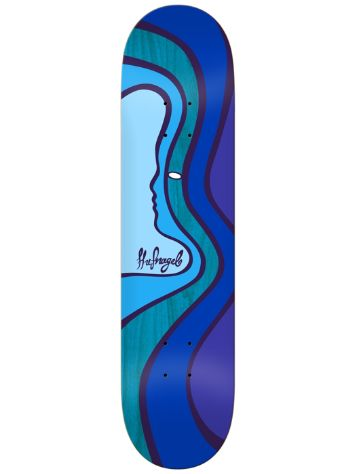 "Real Huf More Love 8.25"" Skate Deck"