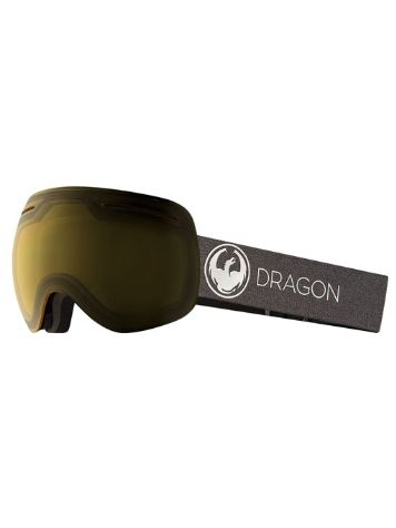 Dragon X1S Echotransition yellow Goggle