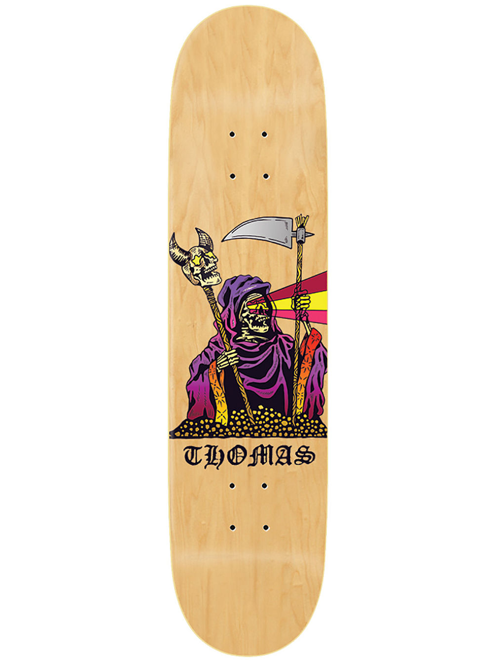 "Thomas Boss Dog 8.25"" Skate Deck"