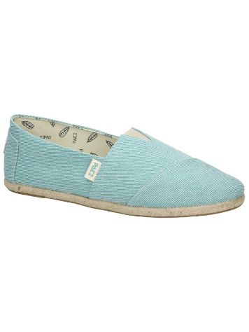 Paez Original Raw Slip Ons