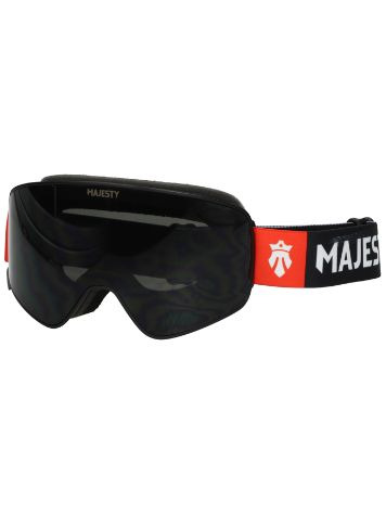 Majesty The Force C Black +(Bonus Lens) Goggle