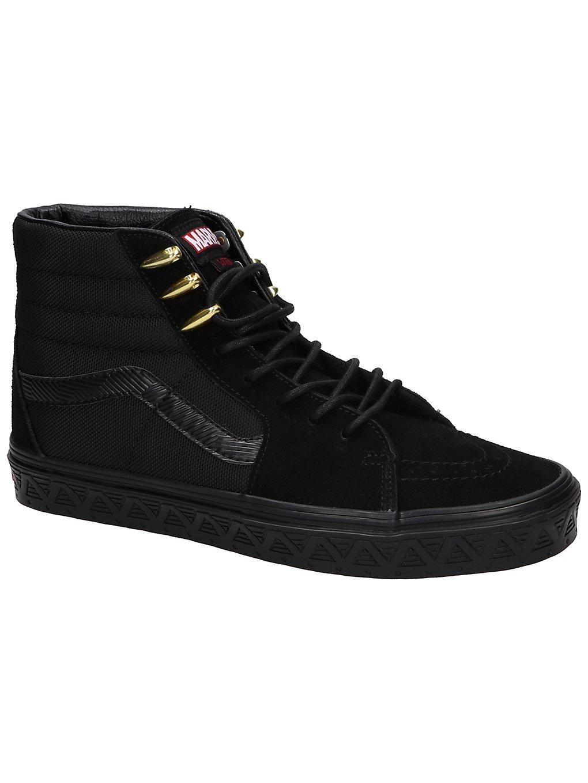 e156538490 Marvel Sk8-Hi Sneakers black