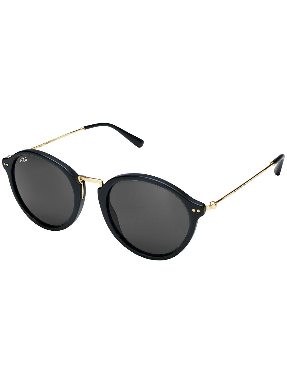 Maui All Black Matt Black Sonnenbrille