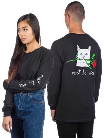 Rip N Dip Romantic Nerm Long Sleeve T-Shirt
