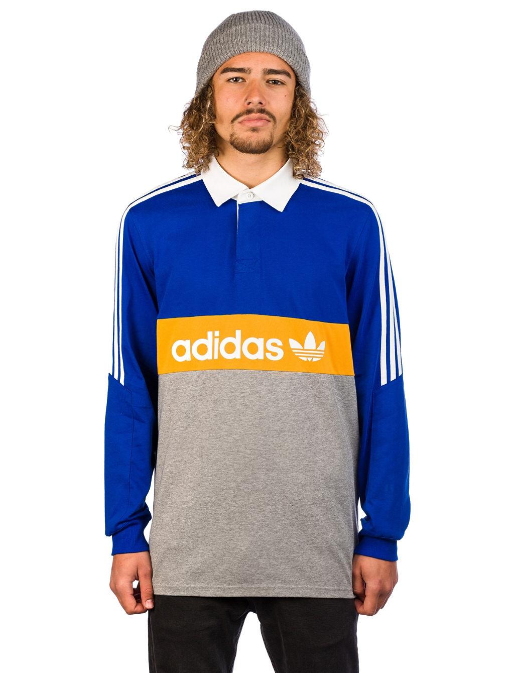 0145fc4dafa Buy adidas Skateboarding Heritage Polo Long Sleeve T-Shirt online at ...