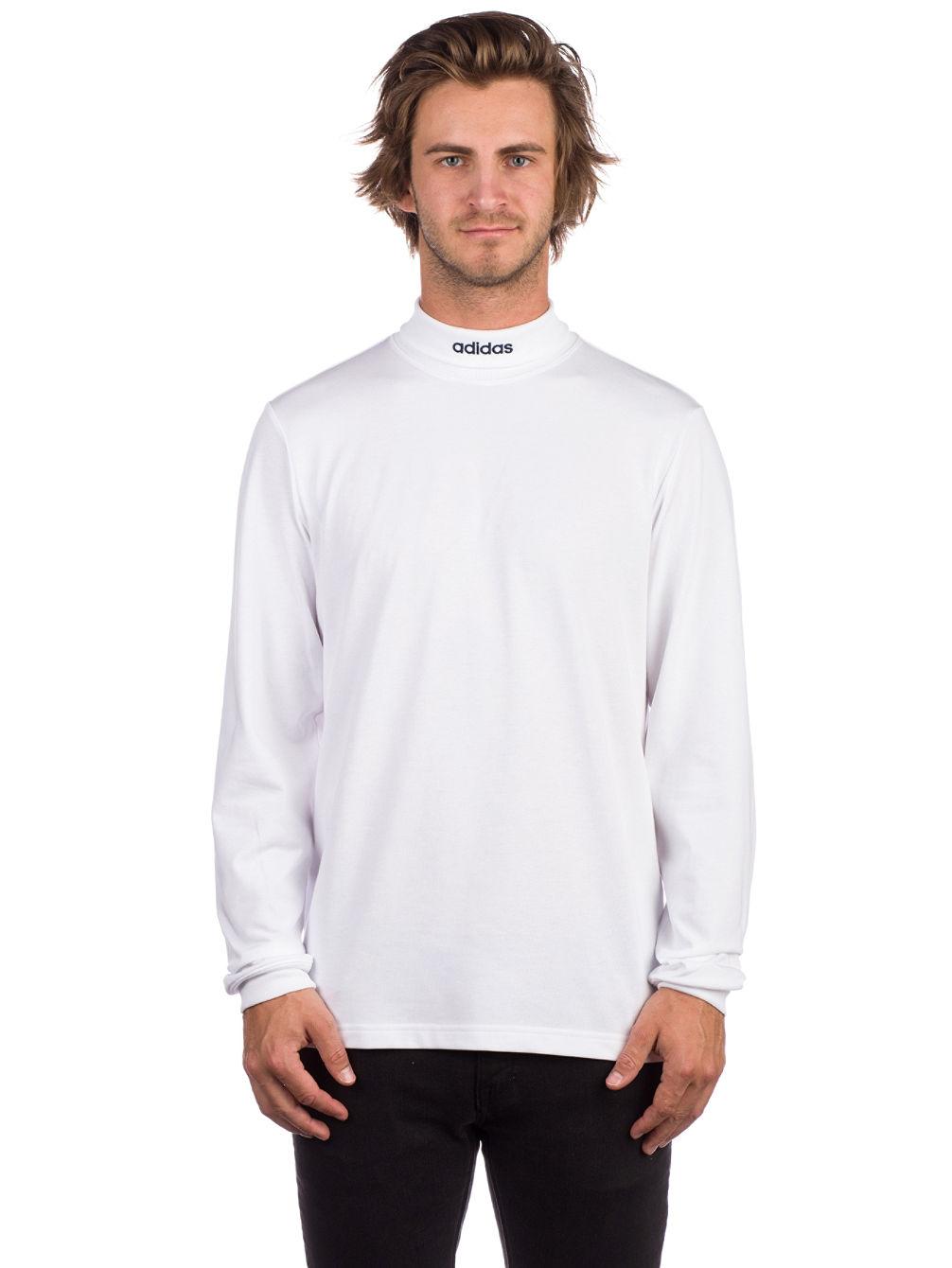 adidas skateboarding hi collar t shirt online kaufen bei. Black Bedroom Furniture Sets. Home Design Ideas