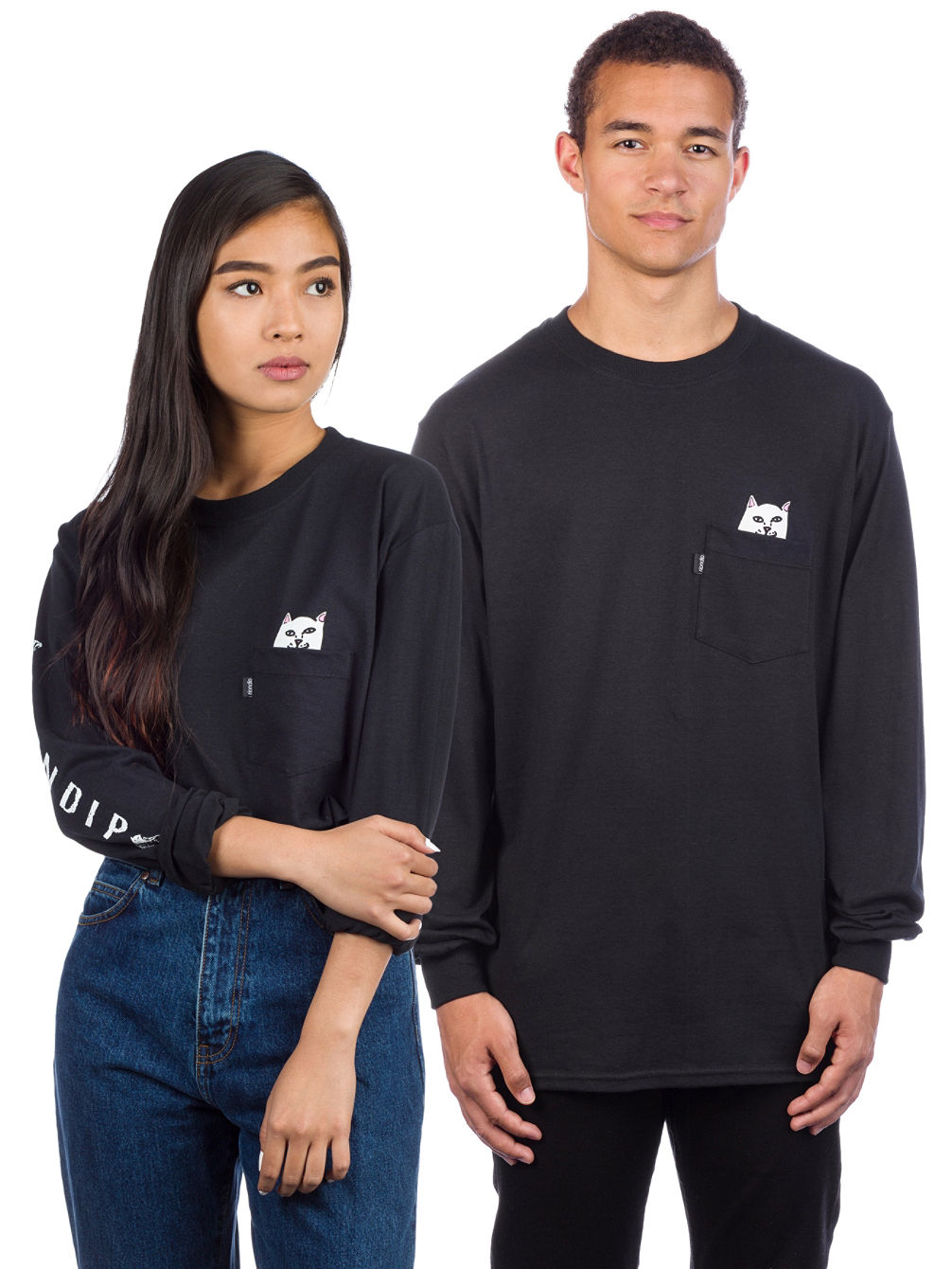 Lord Nermal Pocket Long Sleeve T-Shirt