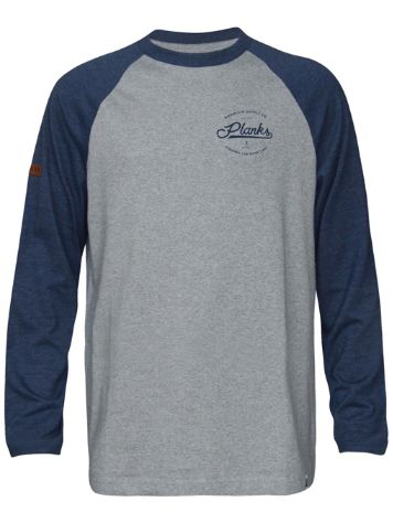 Planks Mountain Supply Co. T-Shirt LS