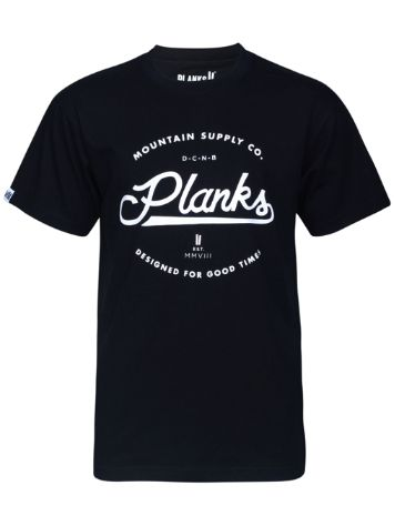 Planks Mountain Supply Co. T-Shirt