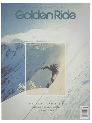 Golden Ride Magazin Golden Ride 01/18