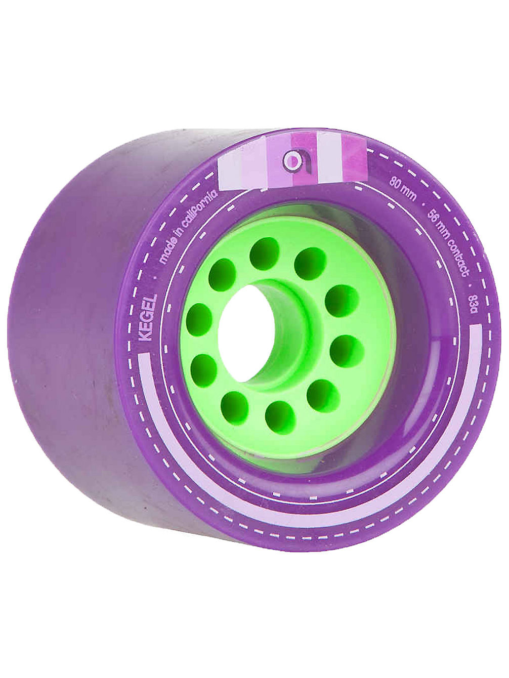 Kegel 80mm 83a Wheels