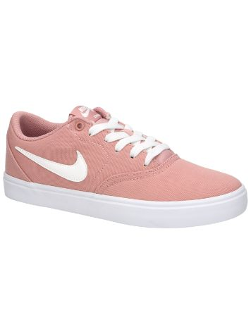 Nike SB Check Solarsoft Canvas Sneakers Women