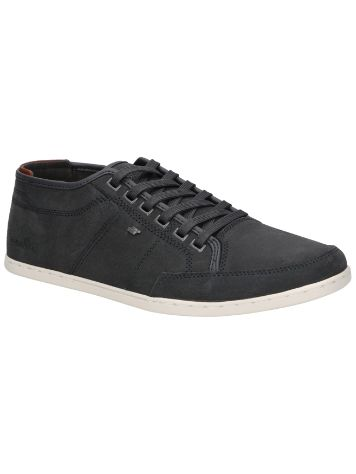 Boxfresh Sparko Waxed Suede Sneakers