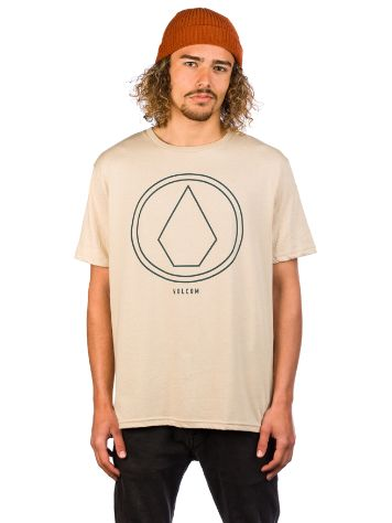 Volcom Pinline Stone Heather T-Shirt
