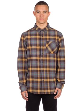 Volcom Caden Plaid Shirt LS