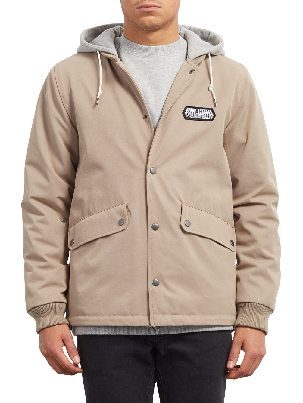 39923684 Buy Volcom Highstone Jacket online at Blue Tomato
