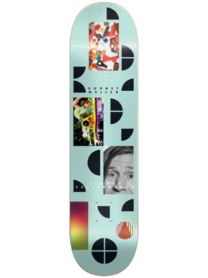 "Almost Fragments R7 8.0"" Skate Deck rodney mullen Gr. Uni"