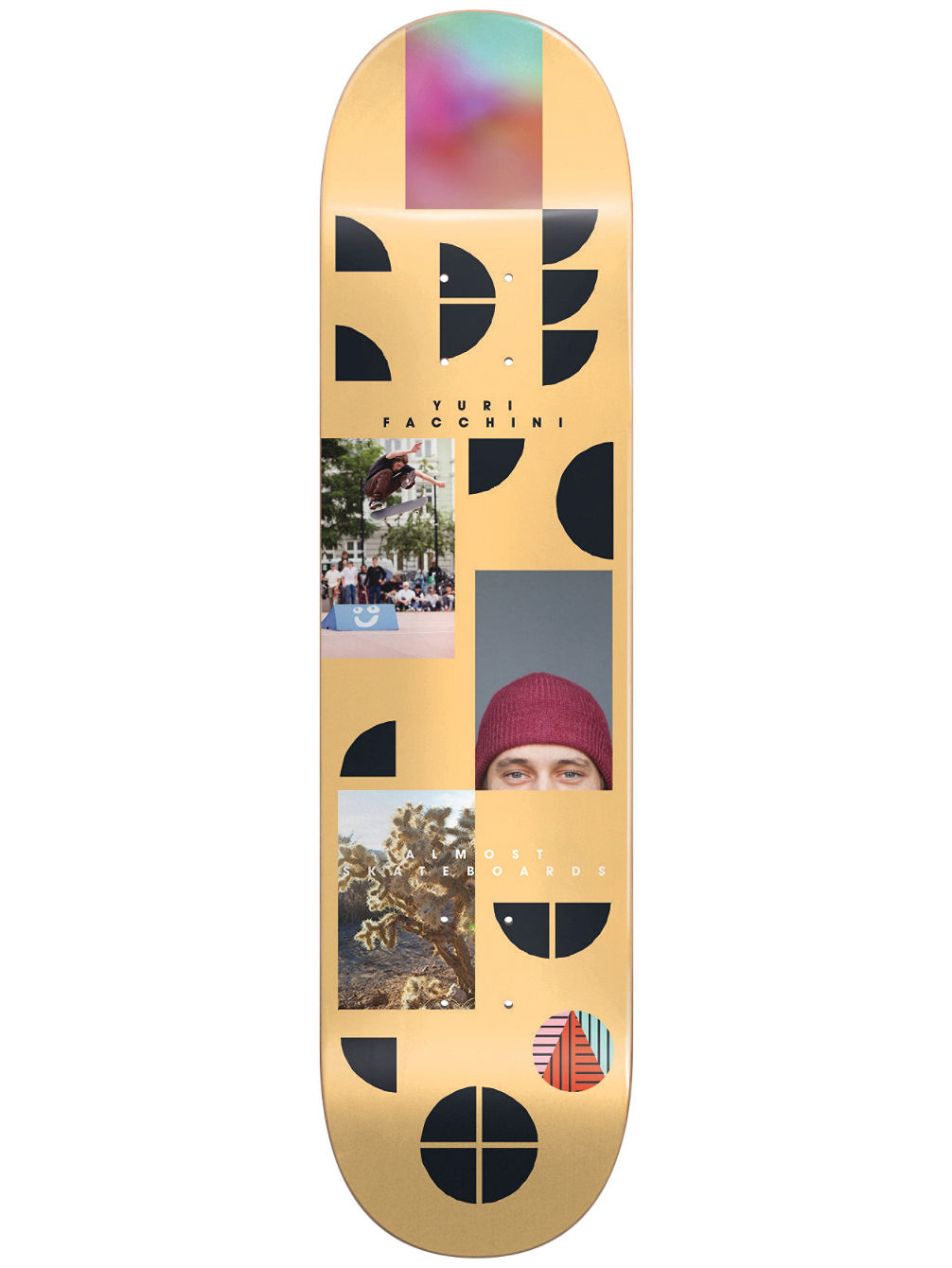 "Fragments R7 8.125"" Skate Deck"