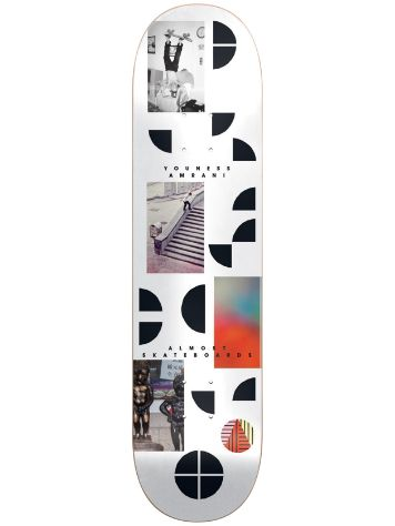 "Almost Fragments R7 8.375"" Skate Deck"