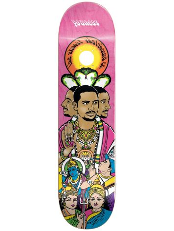 "Almost Enlightenment R7 8.0"" Skate Deck"