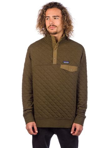 Patagonia Cotton Quilt Snap-T Sweater