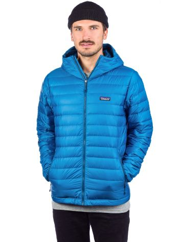 Patagonia Down Sweater Hoody Giacca
