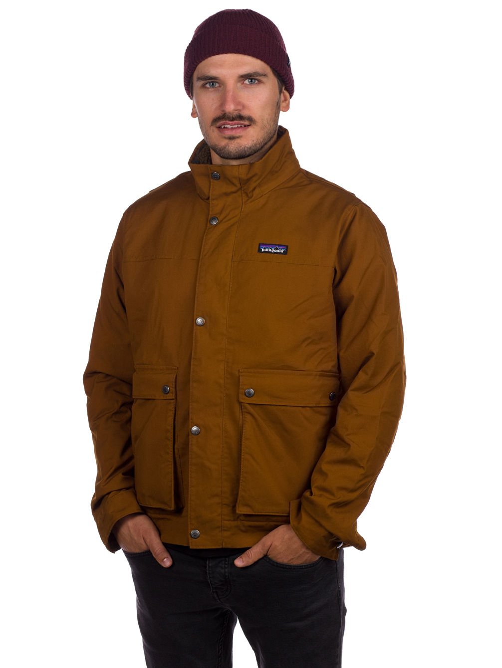 Maple Grove Canvas Jacke