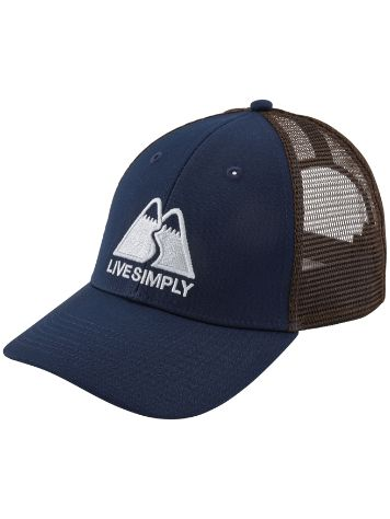Patagonia Live Simply Winding Lopro Trucker Cap