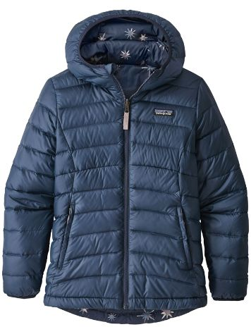 Patagonia Reversible Down Sweater Hooded Jacket