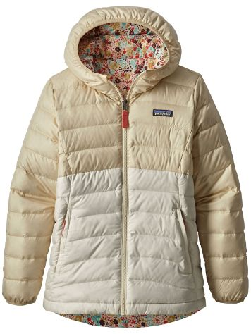 Patagonia Reversible Down Sweater Hooded Jacket Gi