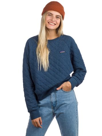 Patagonia Cotton Quilt Crew Sweater