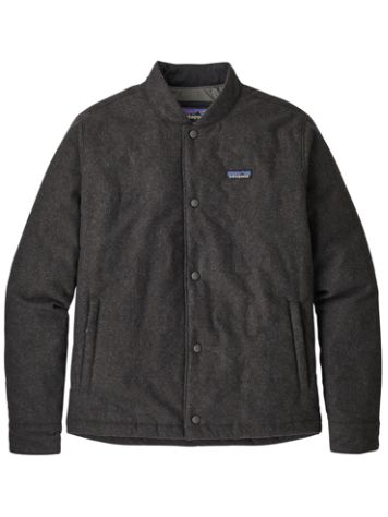 Patagonia Recycled Wool Bomber Jacke