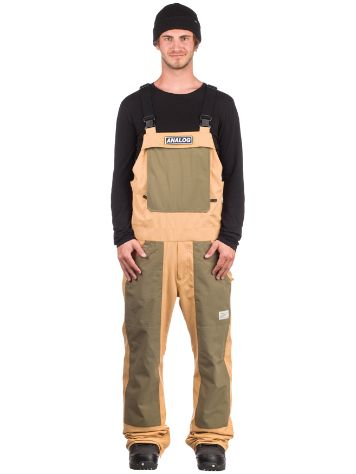 Analog Ice Out Bib Pantaloni