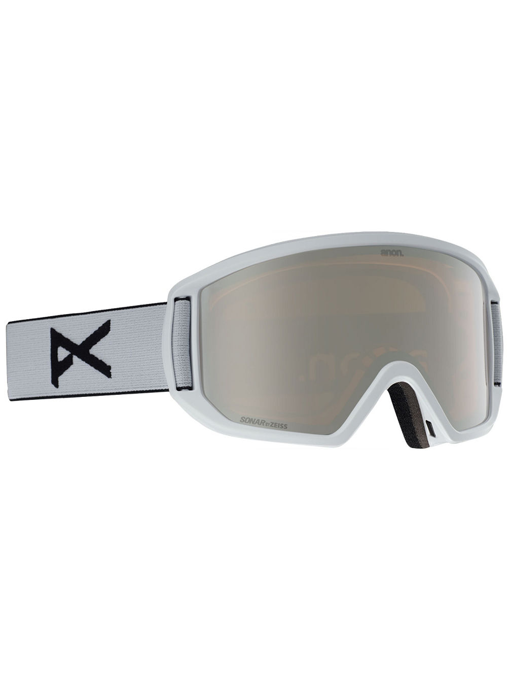 Relapse White Goggle