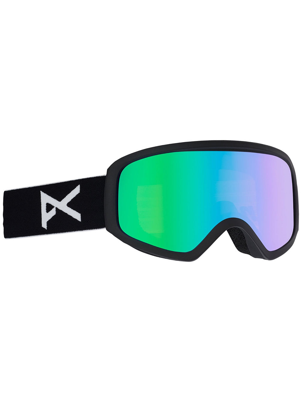 Insight Black(+Bonus Lens) Goggle
