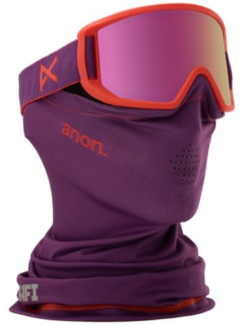 Anon Relapse Jr Mfi Purple Youth Goggle