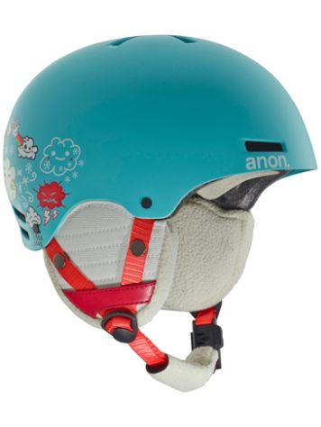 Anon Rime Snowboard Helmet Youth Youth