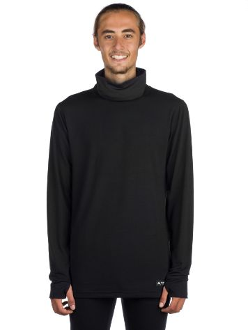 Burton Midweight Long Neck Tech t-shirt LS