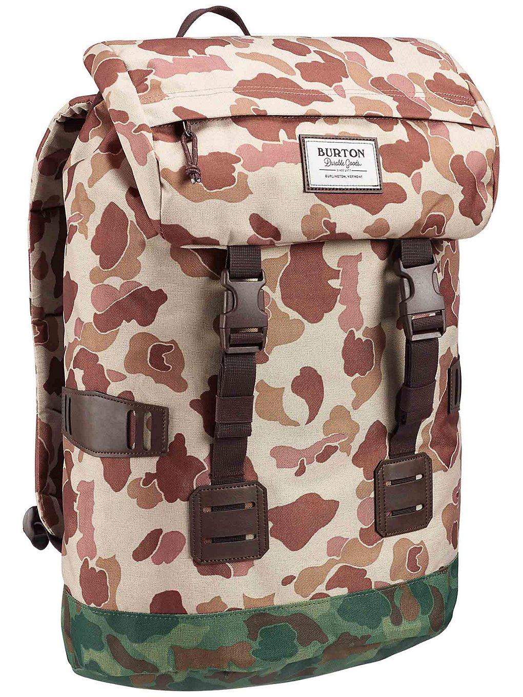 Image of Burton Tinder Backpack desert duck print Uni