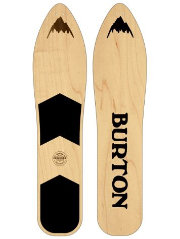 Burton The Throwback 130 Powder Surfer