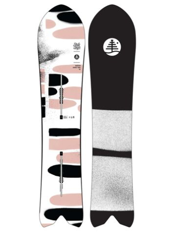 Burton FT Stick Shift 142 2019 Snowboard