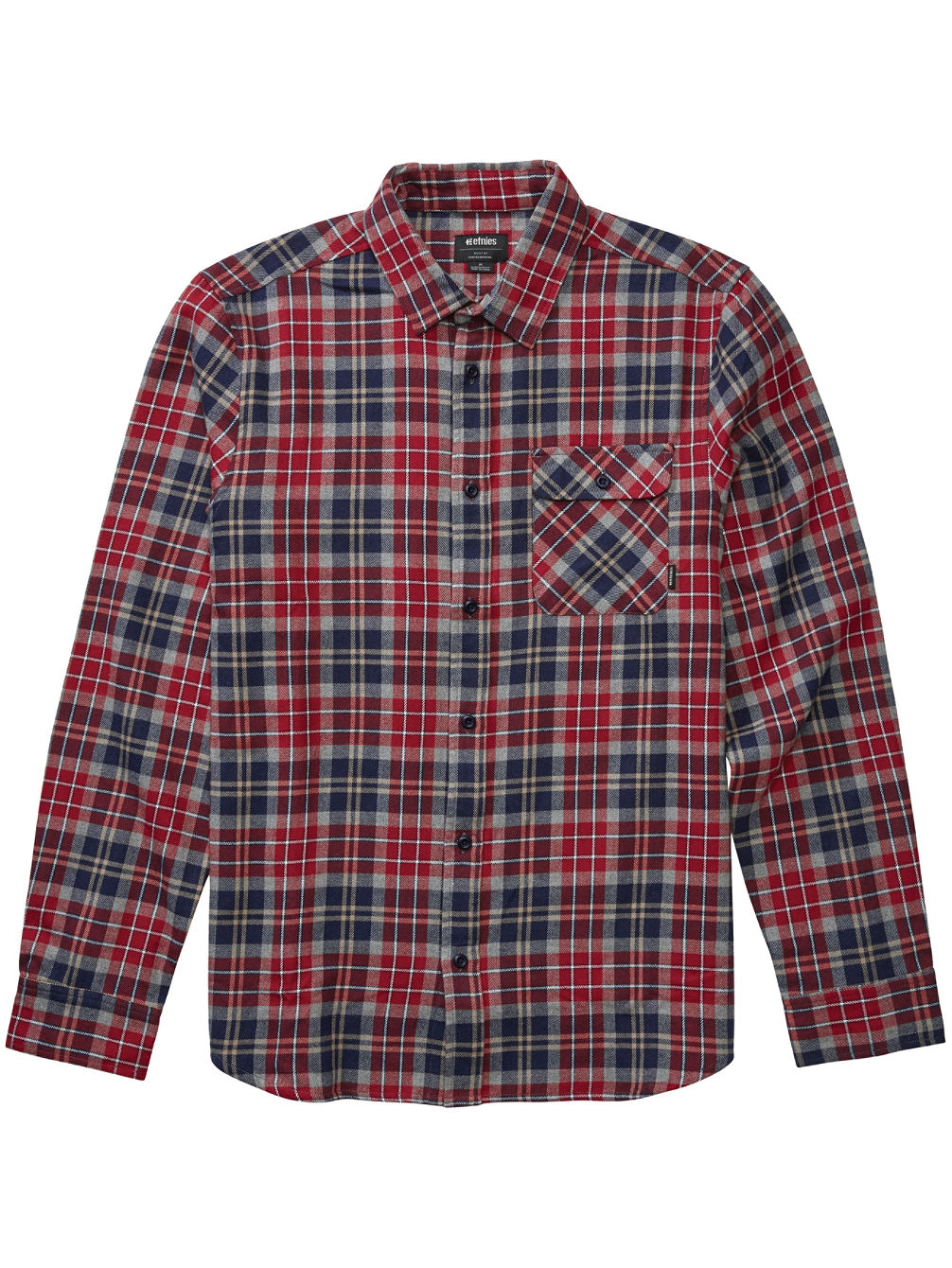 Axel Flannel Shirt