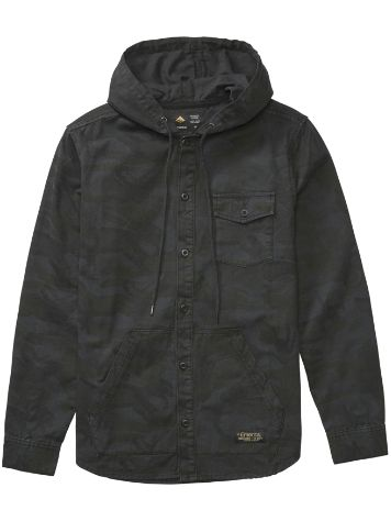 Emerica Grim Hooded Shirt Jacke