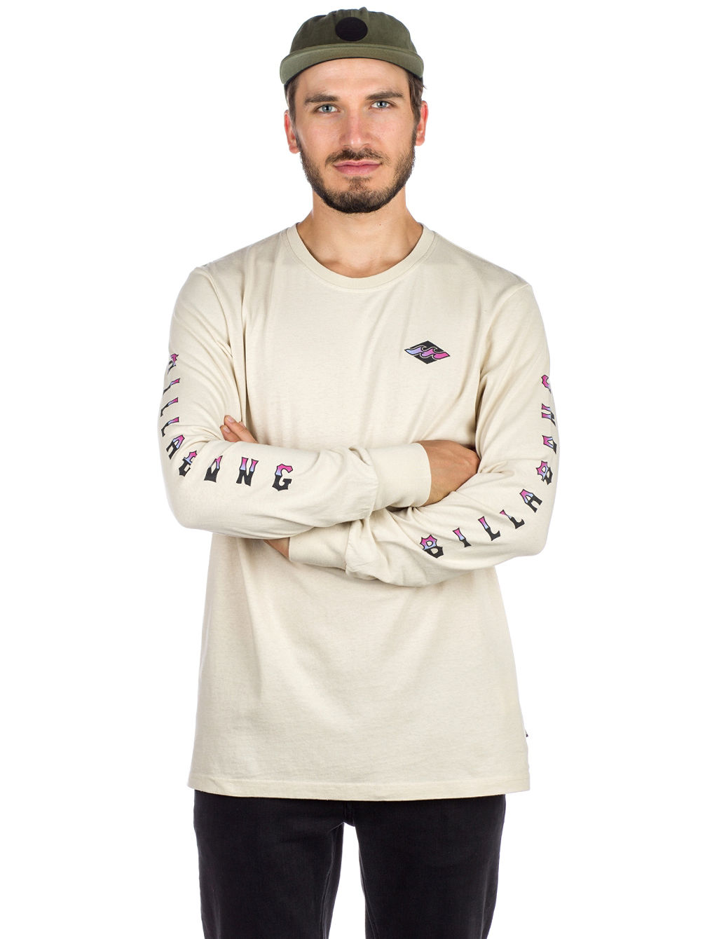 Heritage Long Sleeve T-Shirt