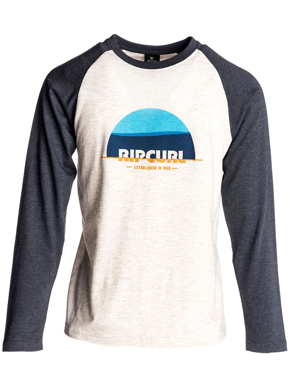 Buy Rip Curl Color Halfmoon T Shirt Ls Boys Online At Blue Tomato